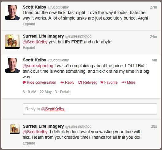 Tweeter Kelby